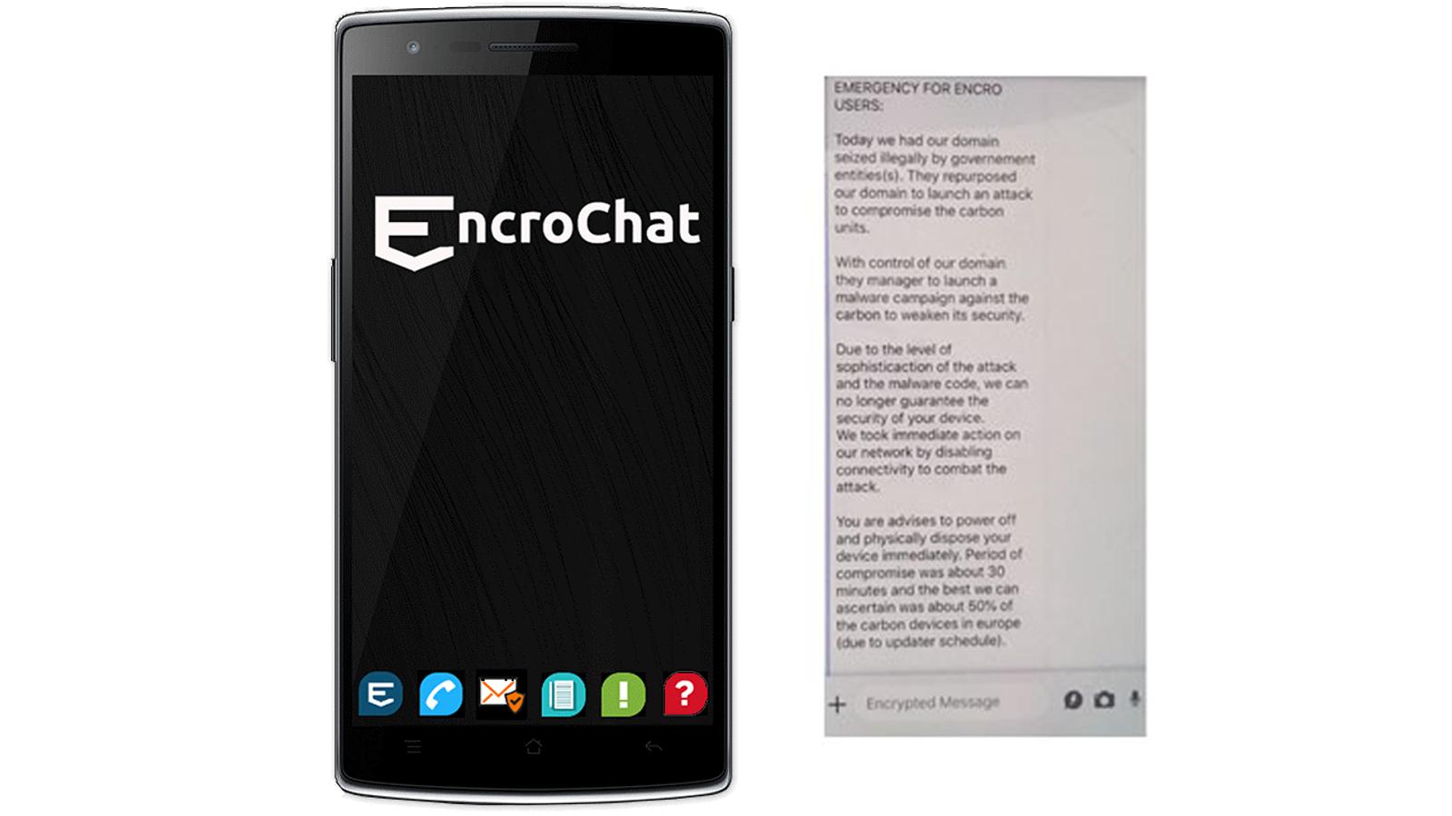 انکروچت (EncroChat)