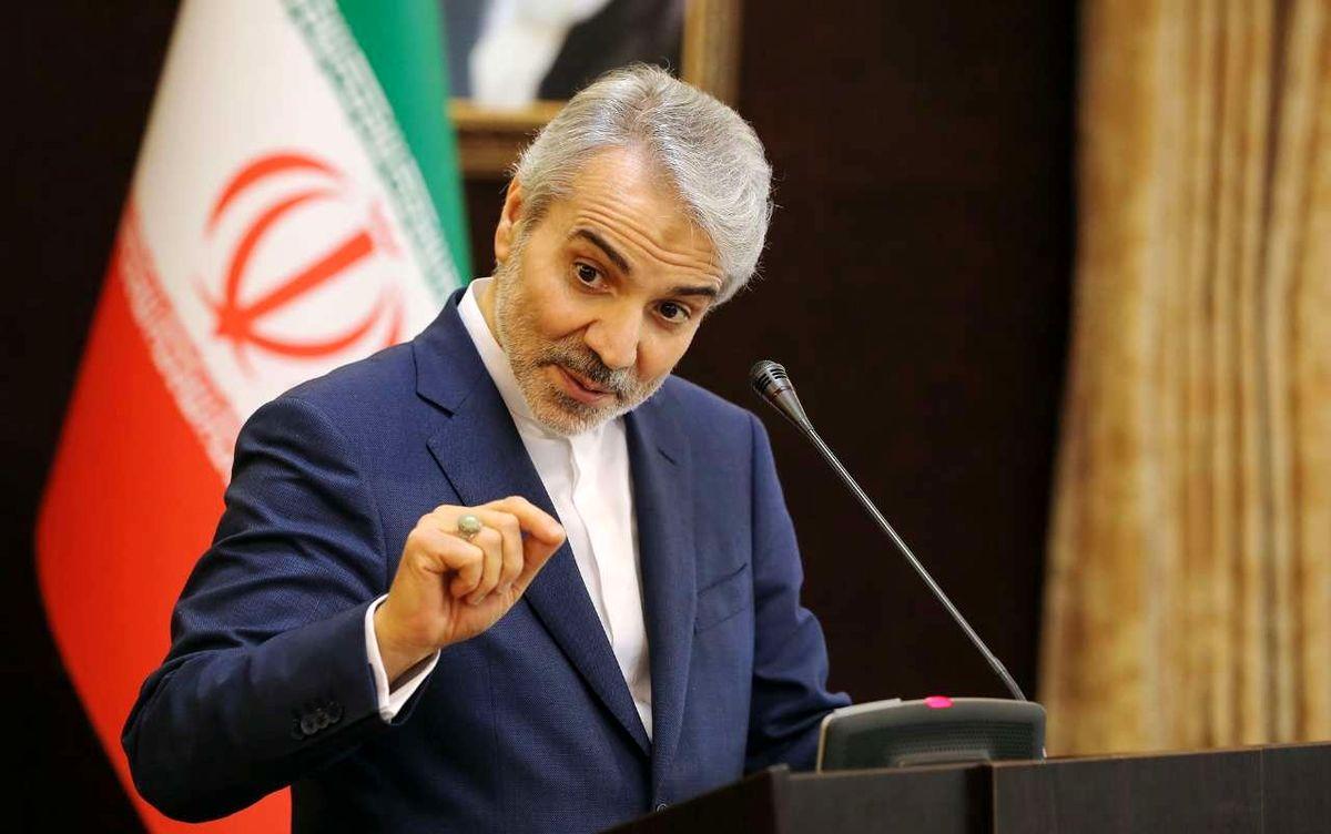 واکنش محمد باقر نوبخت به سوال مجری شبکه خبر در مورد قیمت کالاها