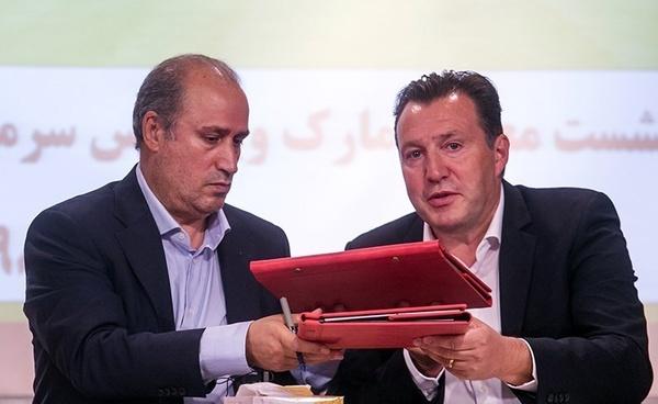 محکومیت 6 میلیون یورویی در قرارداد مارک ویلموتس