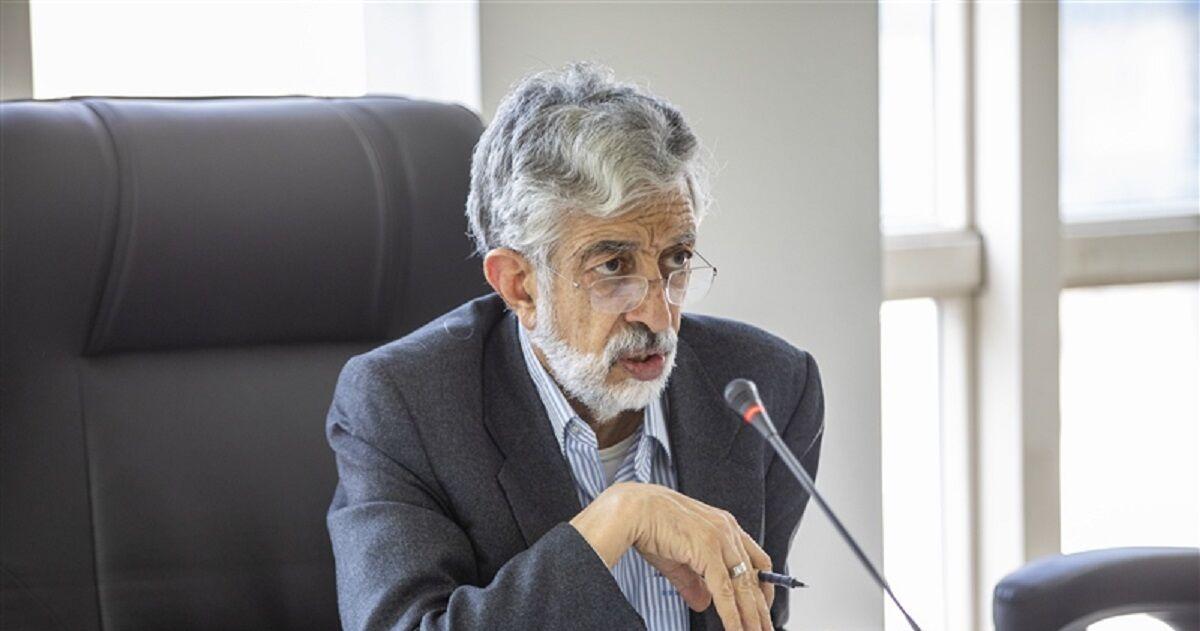 پاسخ تند حداد عادل به اتهامات پرویز فتاح
