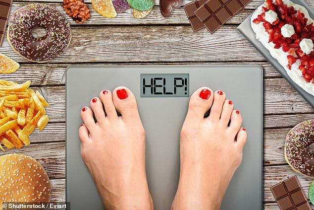 توقف کاهش وزن در رژیم