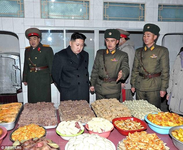 خوردن گوشت سگ در کره شمالی