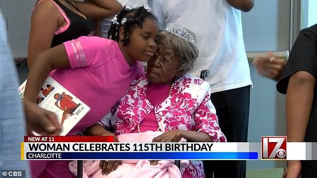 پیرترین شهروند آمریکا