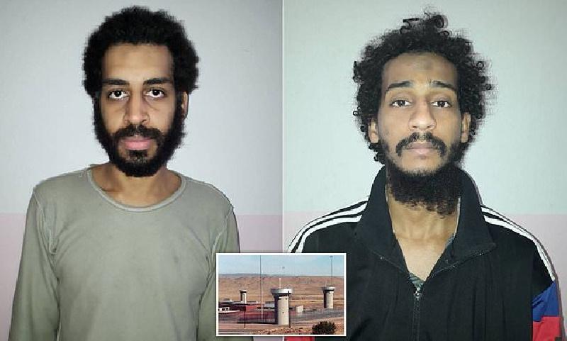بیتل های داعش: «زندانی شدن در زندان فوق امنیتی آمریکا کابوسی بدتر از اعدام است»