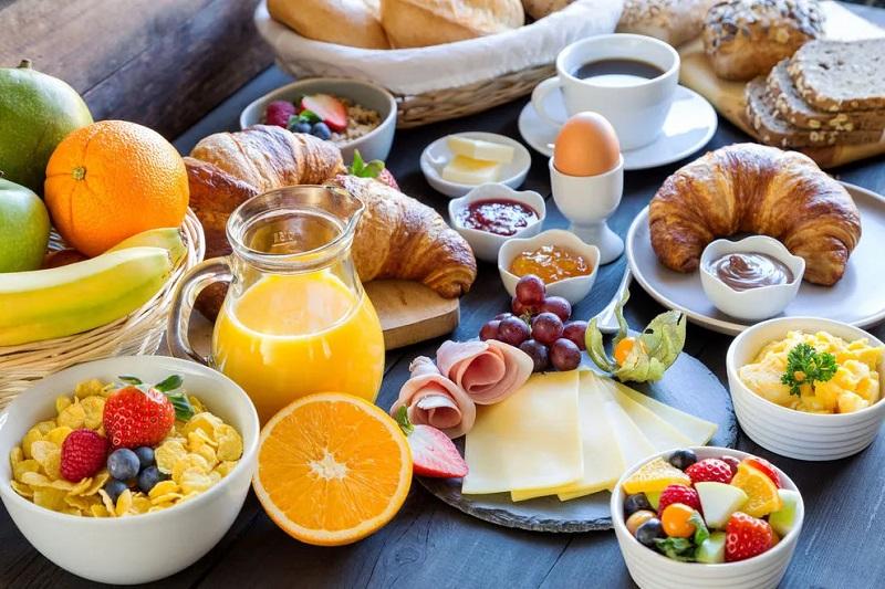 معروفترین صبحانه های جهان