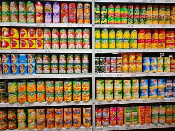 محصولات غذایی بدون تاریخ انقضا