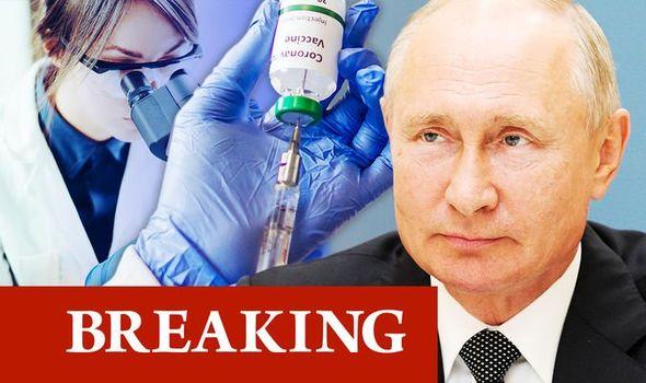 آزمایش موفق اولین واکسن کرونا روی دختر ولادیمیر پوتین