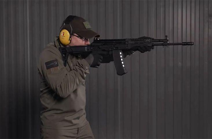 تفنگ کالاشنیکوف AK-19