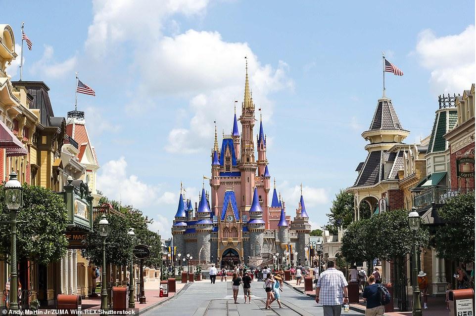 بهترین پارک های سرگرمی جهان