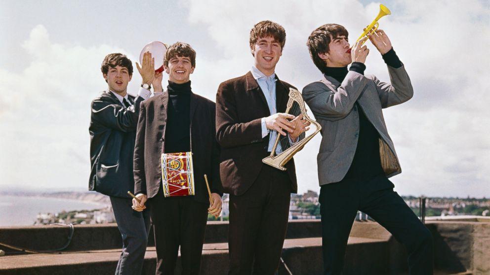 گروه بیتلز (The Beatles )