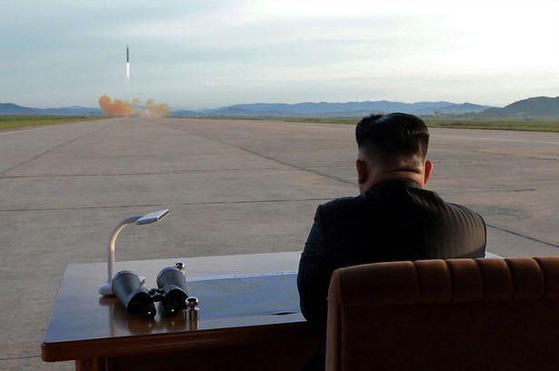 تعداد بمب های هسته ای و شیمیایی کره شمالی