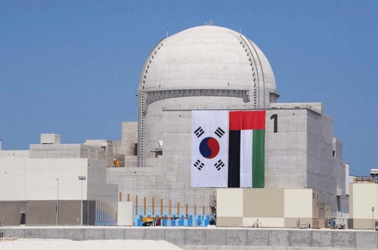 اولین نیروگاه هسته ای جهان عرب؛ راهاندازی اولین رآکتور هستهای در امارات متحده عربی