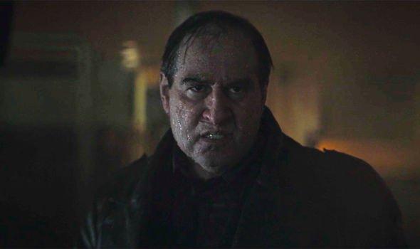 کالین فارل در نقش پنگوئن در فیلم The Batman