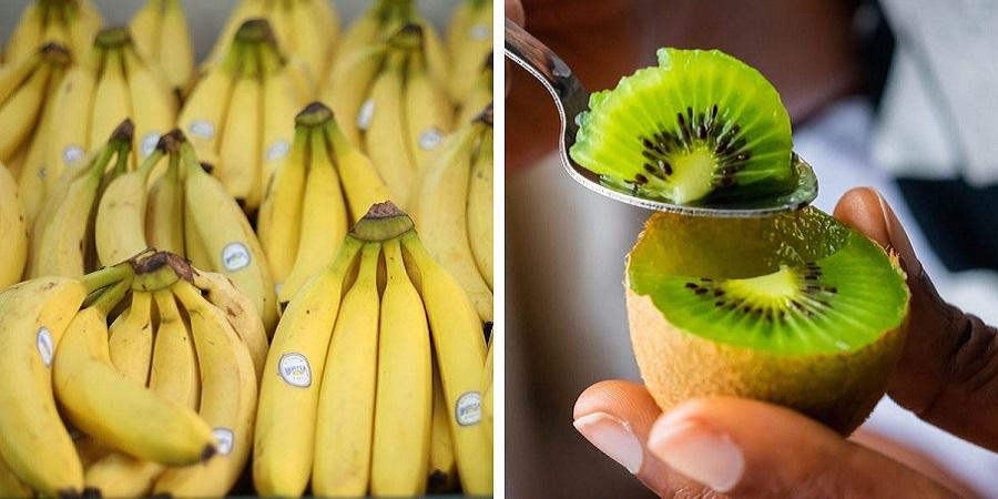 آیا میدانید پوست این میوه ها هم خوردنی است؟