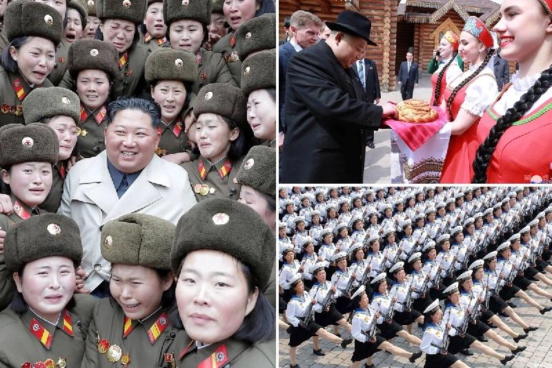 «بریگاد شادی»؛ زنانی که خواسته های جنسی رهبران کره شمالی را برآورده می کنند