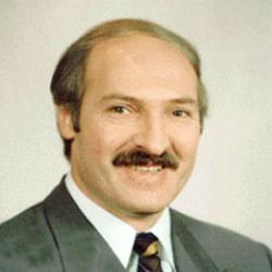 الکساندر لوکاشنکو رییس جمهور بلاروس