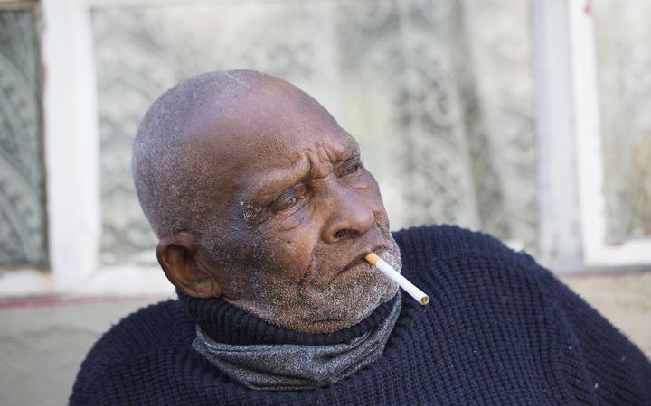 فردی بلوم پیرترین مرد جهان در 116 سالگی درگذشت