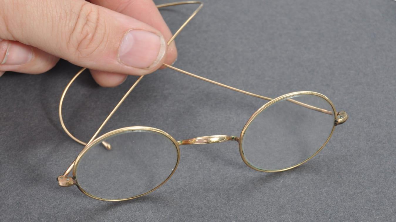 عینک مهاتما گاندی
