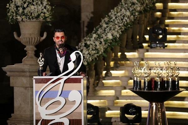 برگزیدگان جشن حافظ 99