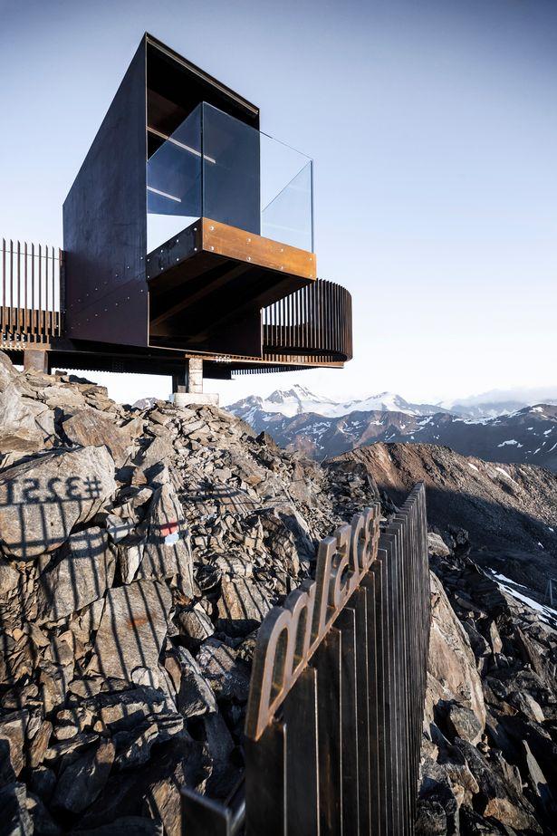 مرتفعترین سکوی بازدید جهان