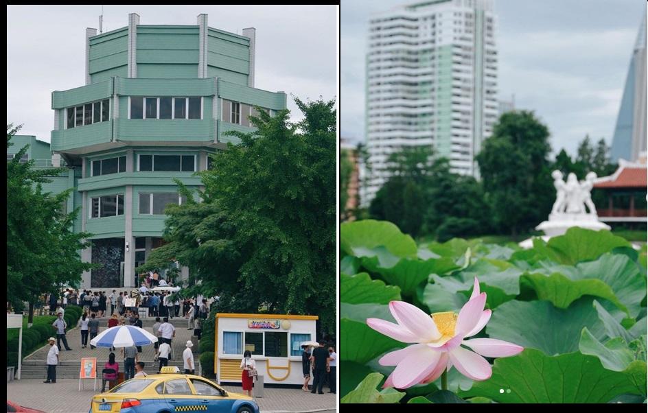 عکس های پیونگ یانگ
