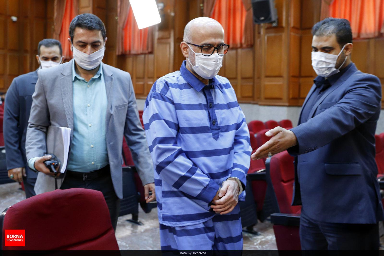 حکم متهمان پرونده اکبر طبری اعلام شد