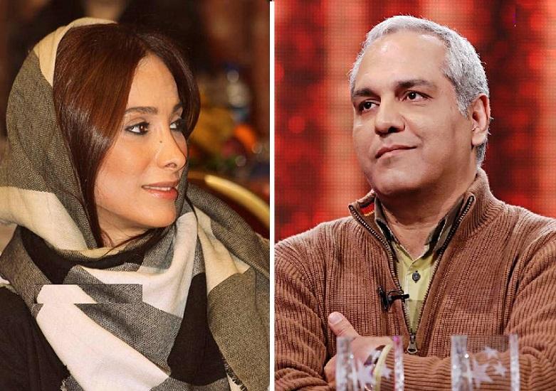 داستان رابطه نامشروع سحر زکریا با مهران مدیری و واکنش بهنوش بختیاری