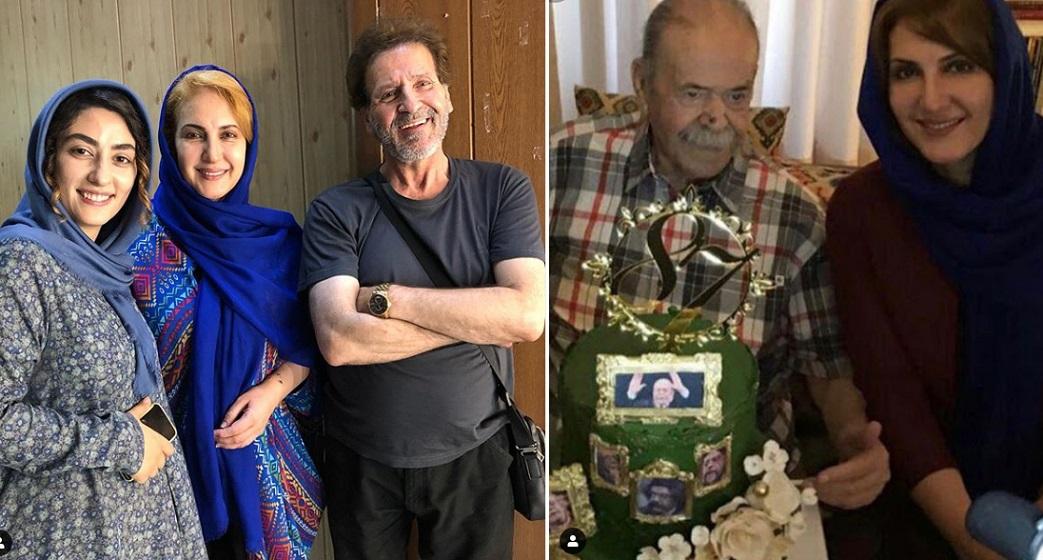 فاطمه گودرزی بازیگر نقش داگل سریال ایلدا