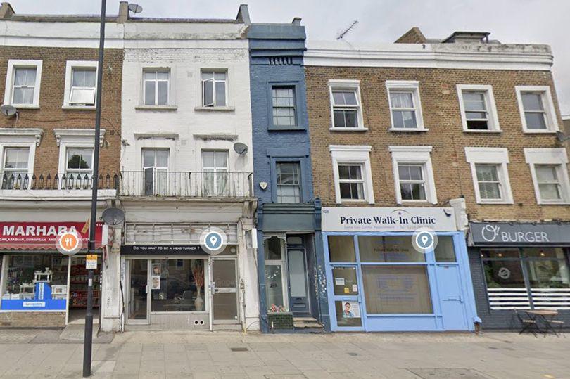 باریک ترین خانه لندن