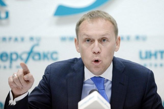 جاسوس روسی که به ترور الکساندر لیتویننکو با مواد رادیواکتیو متهم است توسط دولت روسیه به عنوان یکی از افراد اصلی رسیدگی به ماجرای مسموم کردن الکسی ناوالنی منصوب شده است.