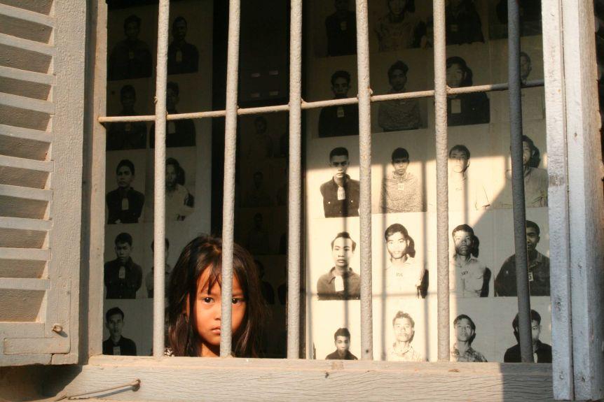 جنایات خمرهای سرخ در کامبوج