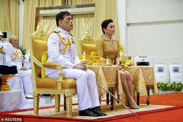 بازگشت پادشاه تایلند