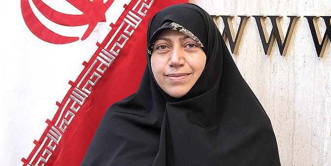 صحبت های فاطمه محمد بیگی نماینده مجلس در مورد خطرات اندروید و اینترنت برای کودکان