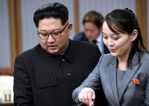 احتمال اعدام خواهر رهبر کره شمالی