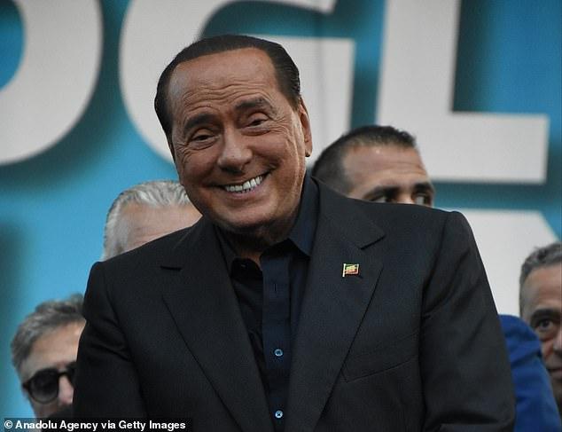 کرونا برلوسکونی نخست وزیر سابق ایتالیا