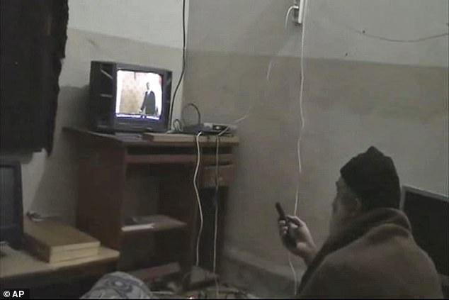 استفاده اسامه بن لادن از ویدیوهای مستهجن برای انتقال پیام های قفل گذاری شده