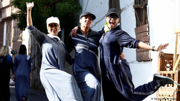 حجاب اجباری در عربستان برداشته شد