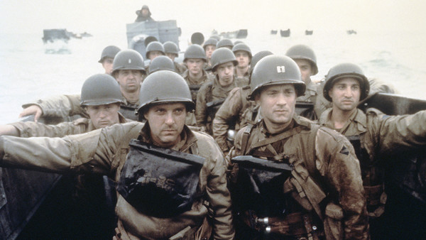 فیلم جنگی نجات سرباز رایان Saving Private Ryan