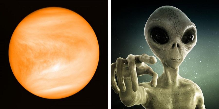 آدم فضایی های زهره نشین؟ کشف نشانه های حیات در سیاره زهره