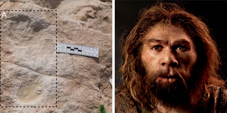 کشف ردپاهای انسانی در عربستان که دریچه تازه ای به گذشته بشر گشود