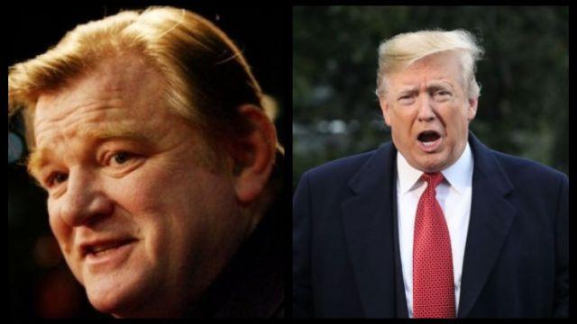 در تریلر جدیدی که از مینی سریال جدید شبکه Showtime با عنوان The Comey Rule منتشر شده، شاهد بازی دقیق و خیره کننده برندن گلیسون در نقش دونالد ترامپ رییس جمهور ایالات متحده هستیم.