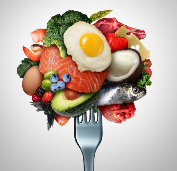 فواید رژیم غذایی کتوژنیک
