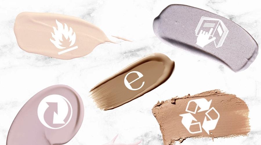 با معنای علائم روی بسته محصولات آرایشی بهداشتی آشنا شوید