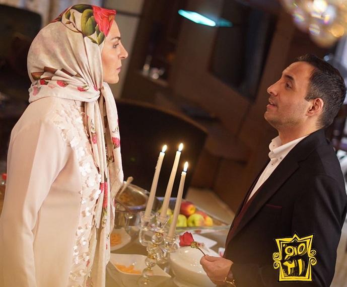دیدار با امیر حسین رستمی: «تورج» سریال ۰۲۱ شبکه ۳