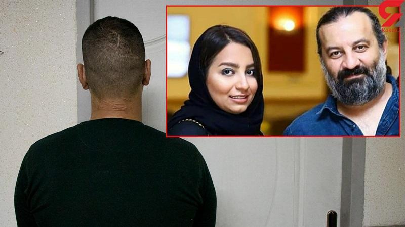رودررو شدن دختر مهراب قاسم خانی با دزد گوشی اش + ویدئو
