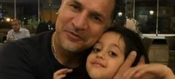 فیلم لحظه سرقت گردن بند طلا ۸۰ میلیون تومانی علی دایی در زعفرانیه