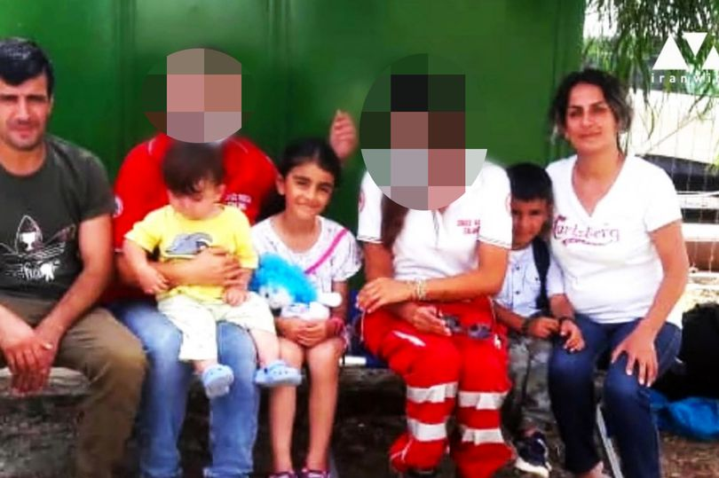 آخرین پیام مادر خانواده پناهجوی سردشتی قبل از سوار شدن به قایق مرگ: «چاره ای نداریم»