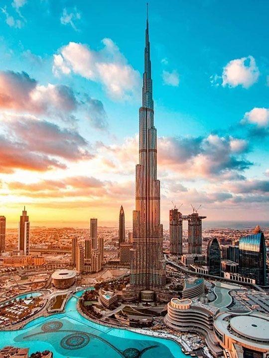 رکوردهای منحصربفرد امارات متحده عربی
