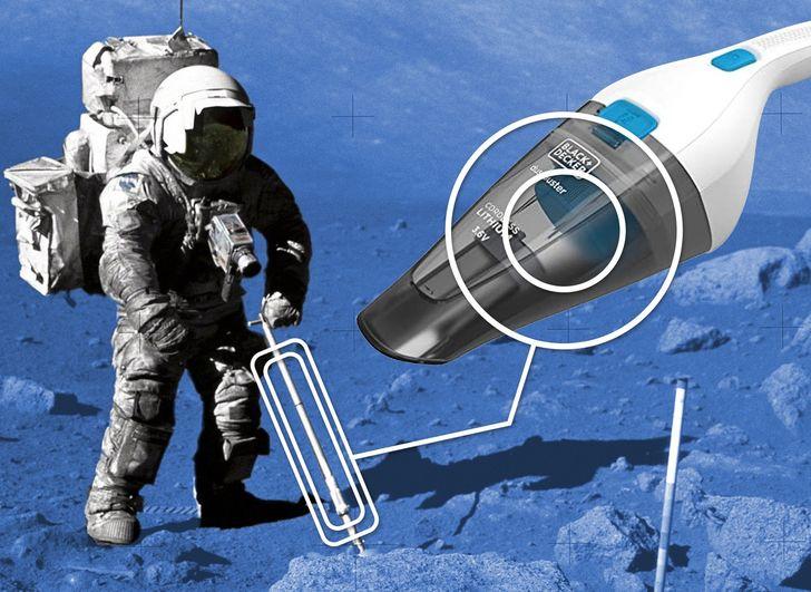 5 fea3fc58b59ccc442d025d2427 روزیاتو: وسایل پراستفاده ای که داشتن آن ها را مدیون سفرهای فضایی هستیم اخبار IT