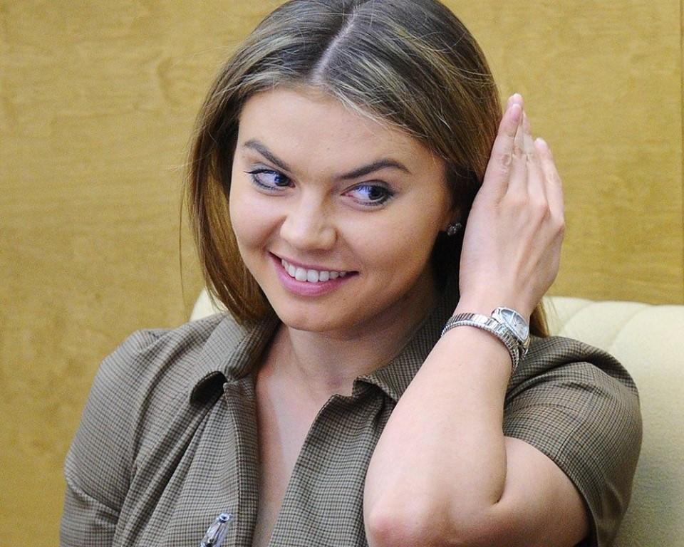 آلینا ماراتونا کابایوا معشوقه ولادیمیر پوتین